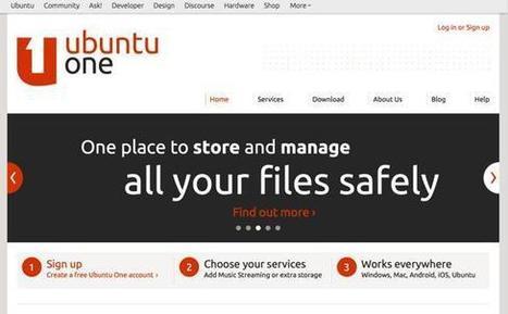 Ubuntu One's shocking shutdown bodes well for Canonical | txwikinger-ubuntu | Scoop.it