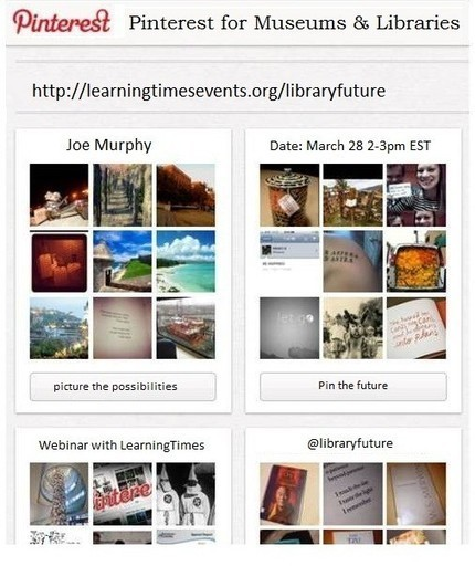 A Pinterest Contest for the 'New Librarian' | Creating a LibraryAware Community | Scoop.it