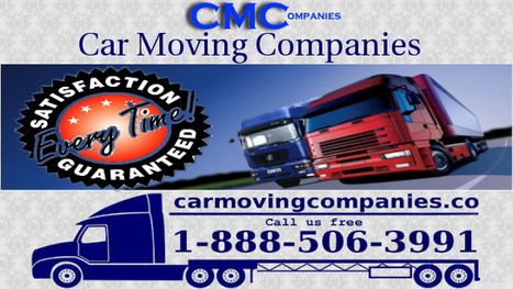 Car Moving Companies offer door to door delivery services | carmovingcompanies | Scoop.it