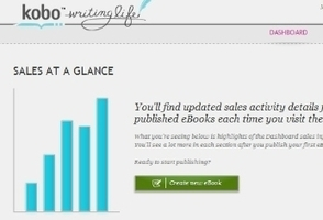 Kobo Writing Life: Gratis alternatief voor het maken en publiceren van e-boeken | BlokBoek e-zine | Scoop.it