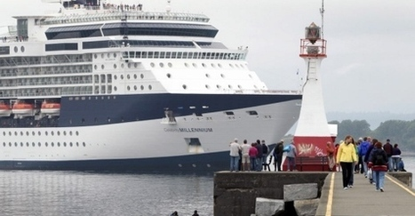 Power plug-ins for visiting cruise ships scrapped - Times Colonist | Auckland Harbour Cruise | Scoop.it