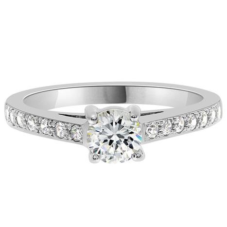 Louisa Engagement Ring - Loyes Diamonds | Engagement rings Dublin Blog. | Scoop.it
