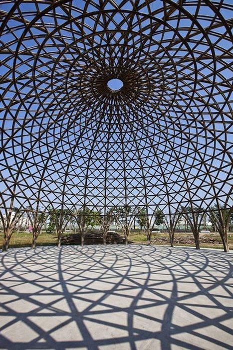 El acero verde: Arquitectura con bambú | Smart cities | Scoop.it