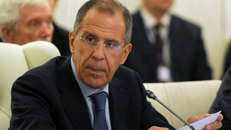 Syria rebel threats against Geneva-2 talks 'outrageous' – Lavrov | Global politics | Scoop.it