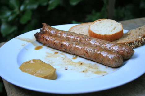 The Ultimate Guide to German Sausages #6: Bratwurst | Angelika's German Magazine | Scoop.it