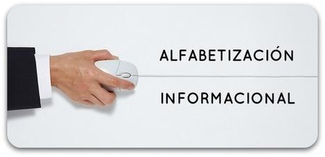 "Biblioteca Pública de Lugo: Curso ""Alfabetización Informacional"" | ""alfabetización informacional"" | Scoop.it"
