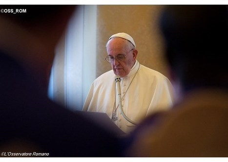 Pope: 'invest in the future by giving formation to young people' - Vacation Radio | Priest | Scoop.it