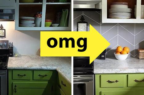 21 Kitchen Upgrades That You Can Actually Do Yourself | Ocean City MD & Coastal DE Beach Real Estate - ShoreFun4U - BeachHomes4Sale & Rent - Susan Antigone - 'Sun, Sea, Style' | Scoop.it