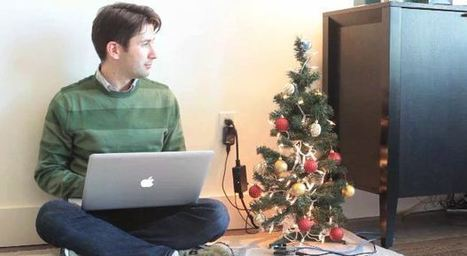 Arduino hack lights up the tree with every email, spammers get in spirit | Arduino Focus | Scoop.it
