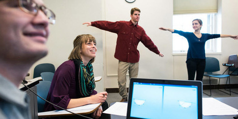 Mastering math through movement using Kinect for Windows | KurzweilAI | MindBrainBody | Scoop.it