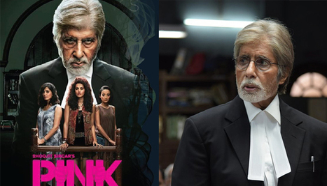 'Pink' quick review: Amitabh Bachchan, Taapsee Pannu's stagecraft rejoicing immense admiration! | Amitabh bachchan | Scoop.it