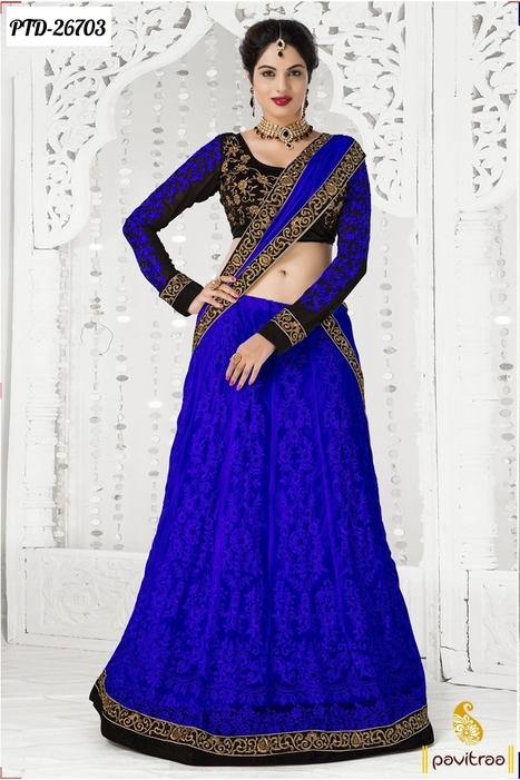 2 in 1 lahenga cum dress 201 Catalog | Pavitraa Fashion | Pavitraa Fashion | Scoop.it