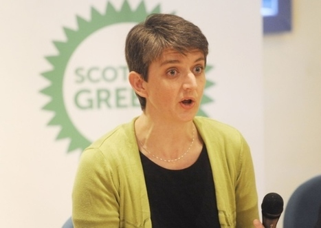 Scottish Greens aim for all MSP regions for 2016 - Scotsman | My Scotland | Scoop.it