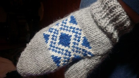 Mattress Stitch For Joining Knitting : Use the mattress stitch to join pieces after kn...