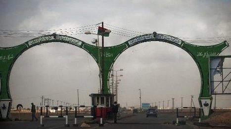 Egypt in talks with Libya to free seized drivers - FRANCE 24 | Saif al Islam | Scoop.it