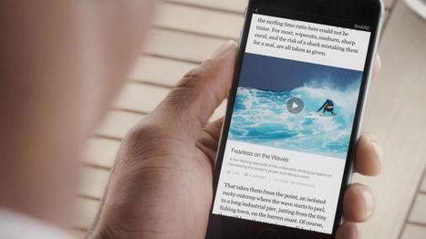 Instant Articles : The New York Times, The Guardian, Bild et six autres ont dit oui à Facebook | SEO et le marketing des Réseaux Sociaux | Scoop.it