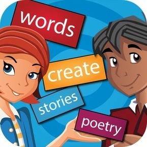 Word Creativity Kit - The creative writing tool for kids | From Classroom to Home: Extend Learning with Mobile Device Apps: K-5 Reading and Writing | Scoop.it