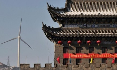 La Chine compte sur le stockage de l'énergie pour soutenir les technologies propres   Eolien : stockage et raccordement   Scoop.it
