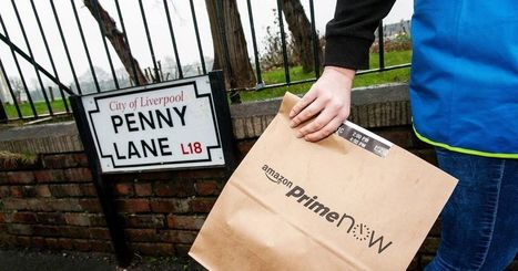 Amazon brings one-hour Prime Now deliveries to Liverpool | Ecommerce logistics and start-ups | Scoop.it