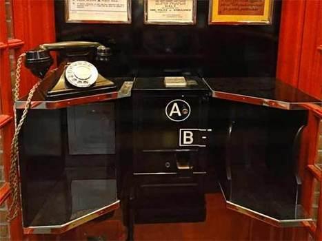 Using public telephones in 1940s/1950s Britain | New Uses for Public Phones | Scoop.it