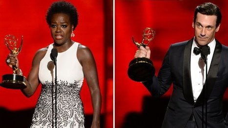 Emmy Winners 2015: Complete Results - Hollywood Reporter | All that's new in Television and Film | Scoop.it