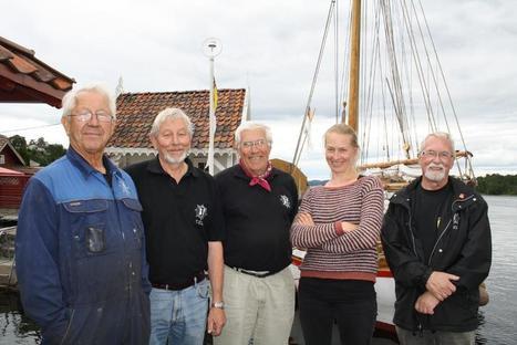 Imponert over kystlaget i Langesund - Porsgrunns Dagblad   Kystkultur i Norden   Scoop.it