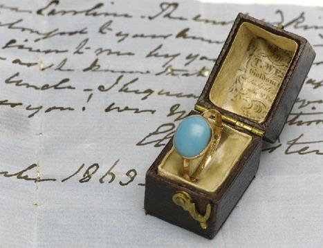 Qui veut passer la bague au doigt de Jane Austen ? | BiblioLivre | Scoop.it