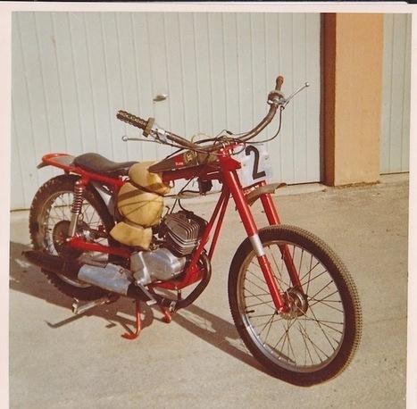 Ducati Mini Speedway Bike | California Flat Track Association (CFTA) | Scoop.it