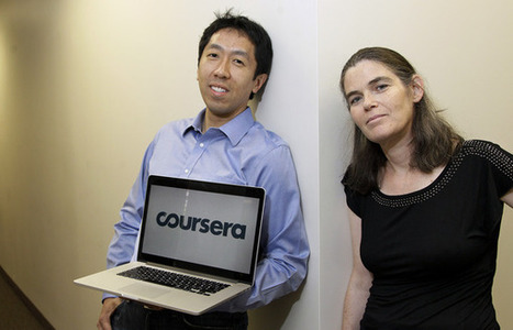 Coursera online education startup gets $43 million from investors | 21st Century Teaching and Technology Resources | Scoop.it