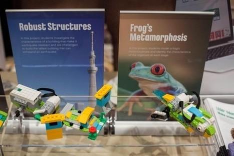 [CES] LEGO Education nous propose WeDo 2.0 | Ressources pour la Technologie au College | Scoop.it