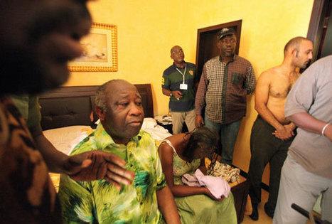 La détention de Laurent Gbagbo n'est pas conforme au droit - Afrik.com : l'actualité de l'Afrique noire et du Maghreb - Le quotidien panafricain | Actualités Afrique | Scoop.it
