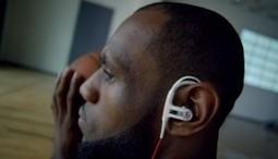 Lebron James s'entraîne avec des casques Beats | Sweat and balls | Insolites | Scoop.it