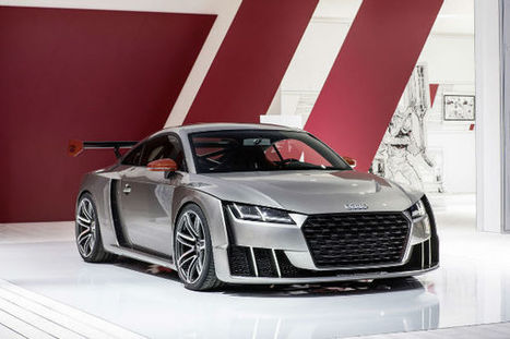 Audi at the Wörthersee Tour 2015 | Magazine | Scoop.it