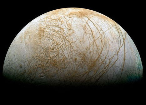 NASA Eyes Ambitious Mission to Jupiter's Icy Moon Europa by 2025 | Europa News | Scoop.it