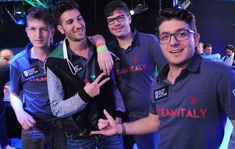 Global Poker Masters: l'Italia elimina gli USA, è finale con la Russia! | Poker & Tv | Scoop.it