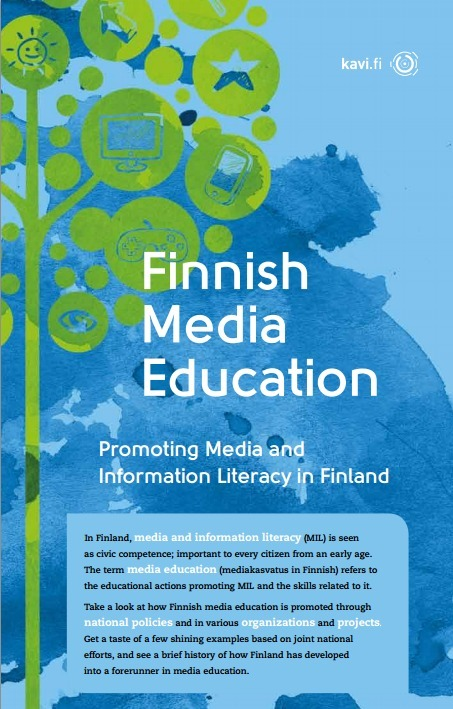 Finnish Media Education. Promoting Media and Information Literacy in Finland. | Sharing Information literacy ideas | Scoop.it
