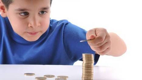 Are you paying your kids for good behaviour? You're not alone | money management | Scoop.it