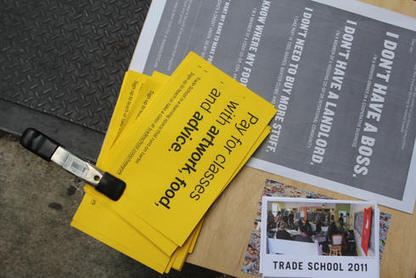 Trade School: Barter-Based Schools Go Global | Nouveaux paradigmes | Scoop.it
