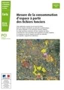 Mesure de la consommation d'espace à partir des fichiers fonciers - CERTU   Urba   Scoop.it