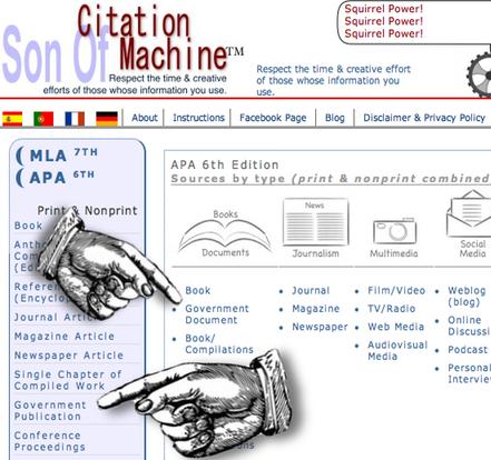 Son of Citation Machine | Academic Honesty in Durham Catholic Schools | Scoop.it