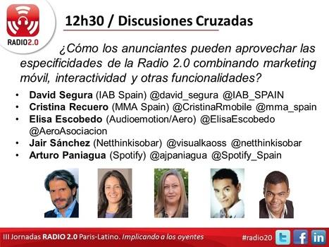Radio 2.0 : Oportunidades para Anunciantes | Radio 2.0 Madrid (30 Oct) | Radio 2.0 (Esp) | Scoop.it