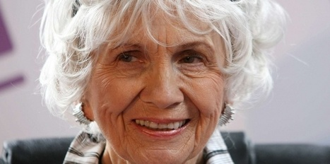 Le Nobel de littérature 2013 s'appelle Alice Munro | L'Auditorium de l'édition et de la com' | Scoop.it