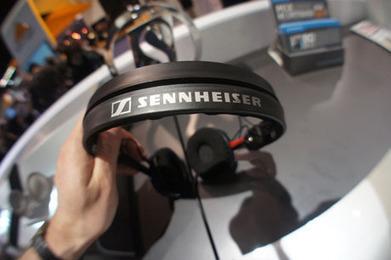 NAMM 2012: Sennheiser Amperior Headphones | DJing | Scoop.it