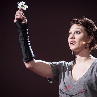 Amanda Palmer Wins TED | random pieces of wisdom | Scoop.it