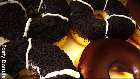 Donuts! | Food, Beverages and recipes | Scoop.it