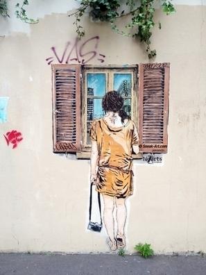 Street art à la Butte aux Cailles | Blog Paris Insolite | Arts urbains | Scoop.it