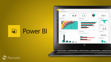 Power BI reports can now be read on Windows 10 Mobile, iPhone | Business Intelligence Insights | Scoop.it