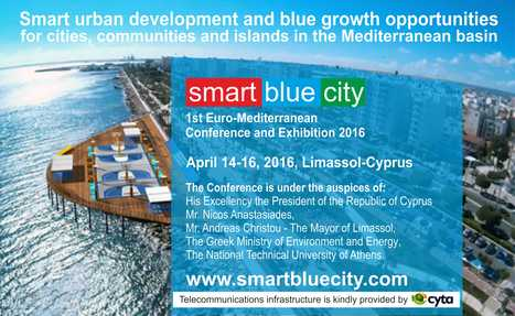 News - SmartBlueCity - Support to SmartBlueCity Conference is strengthening | EU funding - Design and Manage Projects | Scoop.it