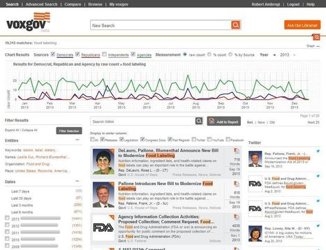 Voxgov Aggregates and Analyzes Government News and Media | Government Data | Scoop.it