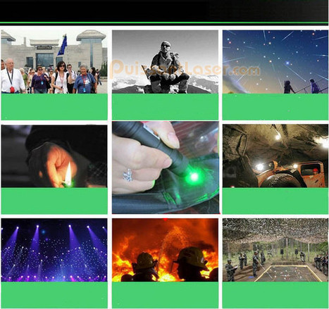 effet pointeur laser vert astronomie | vendrebatterie.com | Scoop.it
